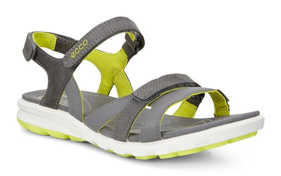 CRUISE Ladies Sports Sandal (DARK SHADOW/DARK SHADOW)