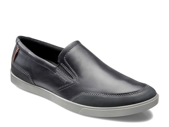ECCO Collin Slip On (BLACK/BLACK)