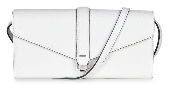 ECCO Isan Clutch Wallet (WHITE)