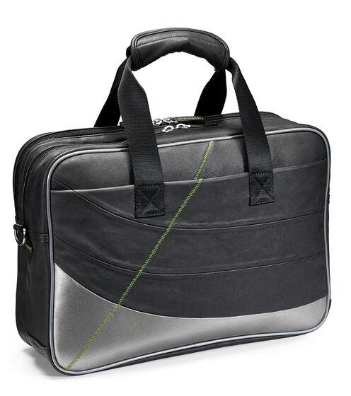 ECCO Performance Briefcase 17' (BLACK/MEADOW GREEN)