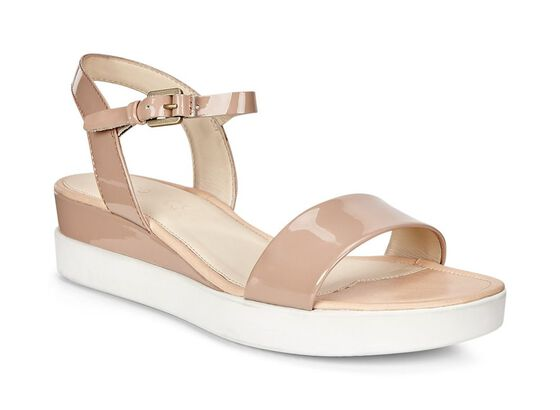 ECCO Touch Sandal Plateau (GINGER)