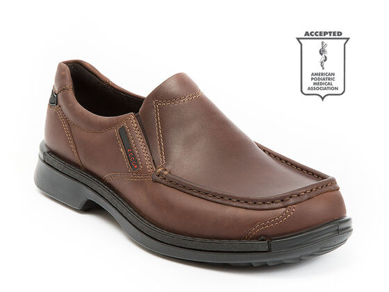 Fusion Slip On Bison Leather 47(US 0)  men (BISON)