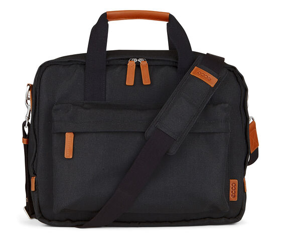 ECCO Eday Laptop Briefcase (BLACK)