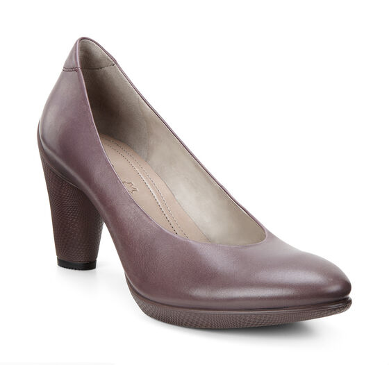 SCULPTURED Pump 75mm (DUSTY PURPLE)
