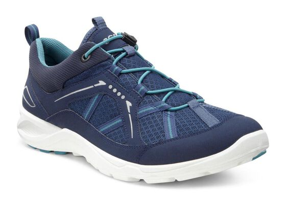 ECCO Mens Terracruise Speed (TRUE NAVY/TRUE NAVY/PAGODA BLUE)