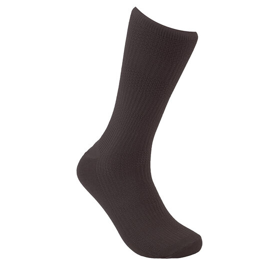ECCO Mens Dress Sock (POWDER BROWN)