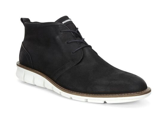 ECCO Jeremy Hybrid Boot (BLACK)