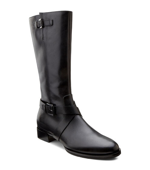 ECCO Sullivan Tall Boot (BLACK)