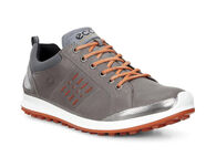 ECCO Mens BIOM Hybrid 2 GTXECCO Mens BIOM Hybrid 2 GTX in WARM GREY/ORANGE (59556)