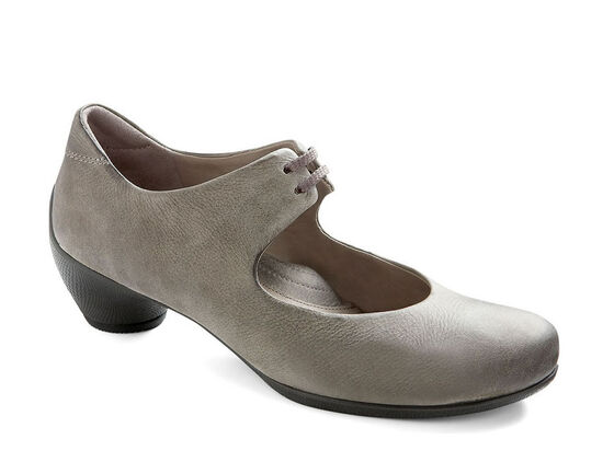 ECCO Sculptured Lace (WARM GREY)