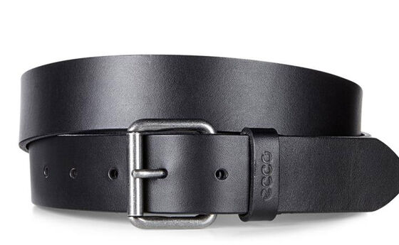ECCO Ioma Mens Belt (BLACK)
