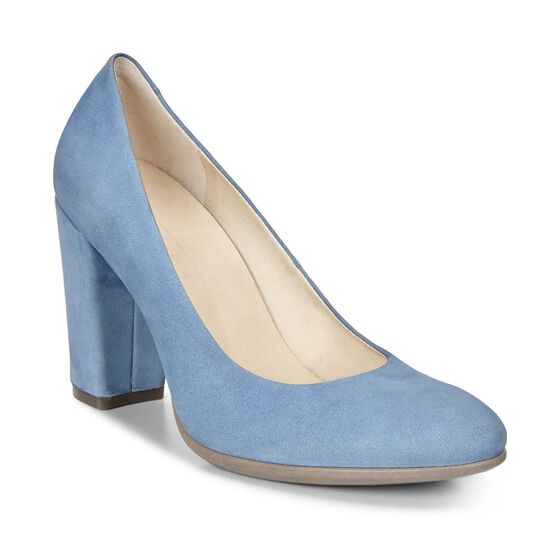 ECCO Shape 75 Block Pump (RETRO BLUE)