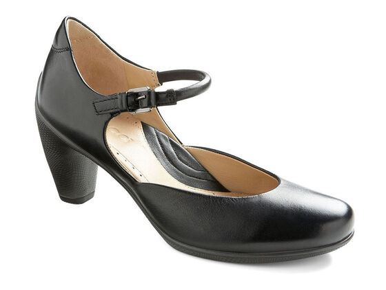 ECCO Sculptured 65 Mary Jane (BLACK)