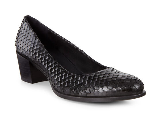 ECCO Shape 35 Modern Pump (BLACK)