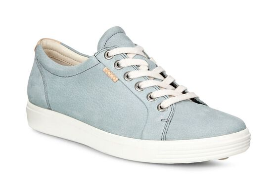 ECCO Womens Soft 7 Sneaker (TROOPER)