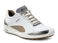 ECCO Womens BIOM Hybrid LaceECCO Womens BIOM Hybrid Lace in WHITE/MINERAL (56982)