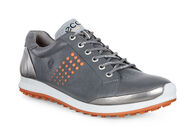 ECCO Mens BIOM Hybrid 2 (DARK SHADOW/ORANGE)