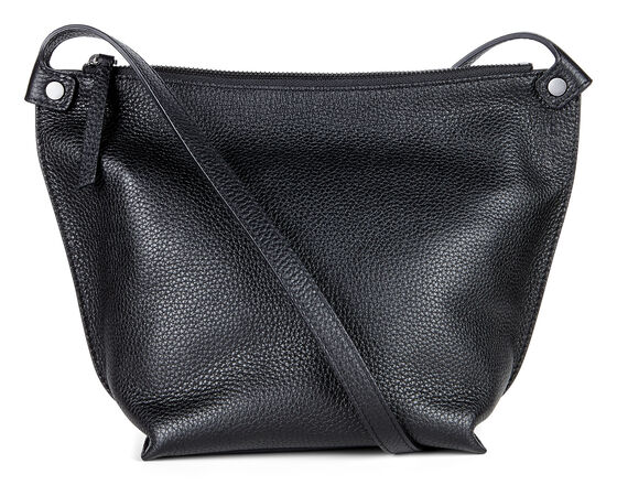 ECCO Sculptured Crossbody (BLACK)
