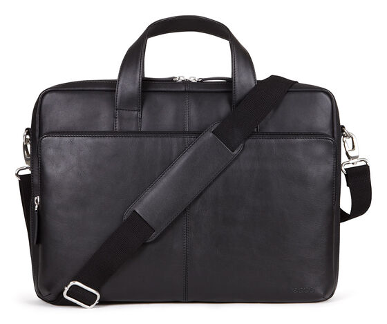 ECCO Foley Laptop Bag (BLACK)