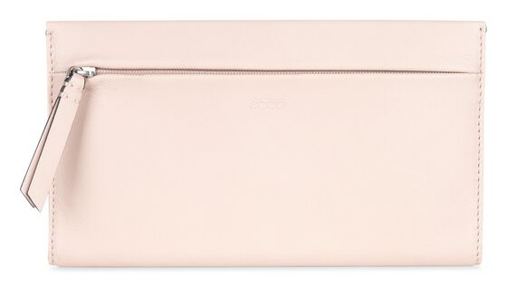 ECCO Sculptured Large Wallet (ROSE DUST)