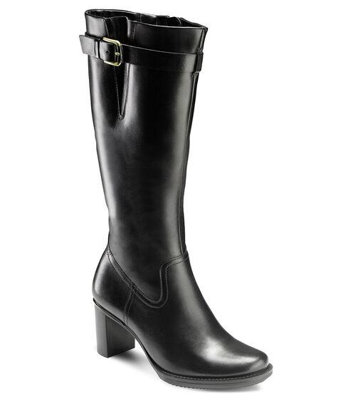 ECCO Saunter 65 Tall Boot (BLACK)