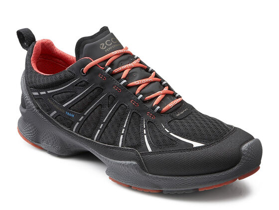 ECCO Womens BIOM Train Core (BLACK/BLACK)
