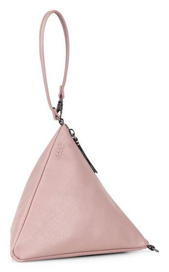 SCULPTURED Pyramid Bag (TEA ROSE)