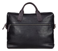 ECCO Ioma Slim BriefcaseECCO Ioma Slim Briefcase in BLACK (90000)
