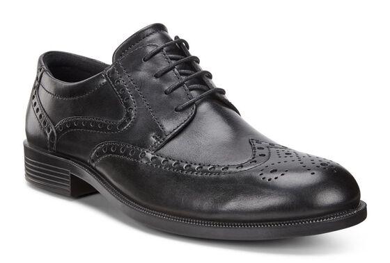 ECCO Harold Tie (BLACK)