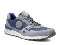 ECCO CS14 Retro SneakerECCO CS14 Retro Sneaker in TITANIUM/TRUE NAVY/MOONLESS (59249)