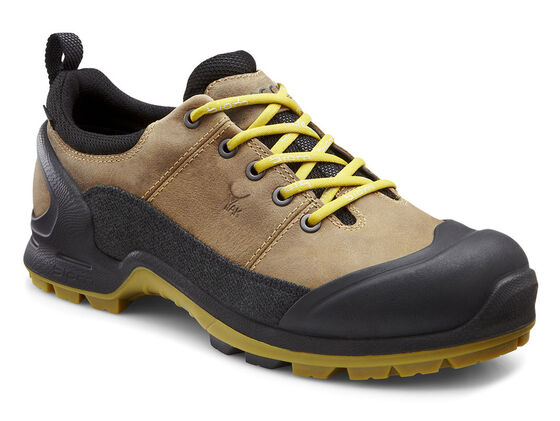 ECCO Mens BIOM Terrain Lo (BLACK/NAVAJO BROWN/OLIVE OIL)