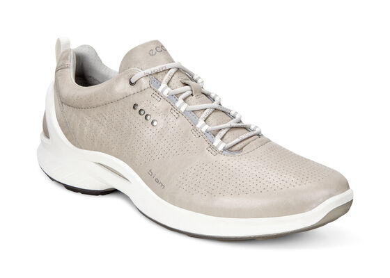 ECCO Mens BIOM Fjuel Train (SILVER GREY)