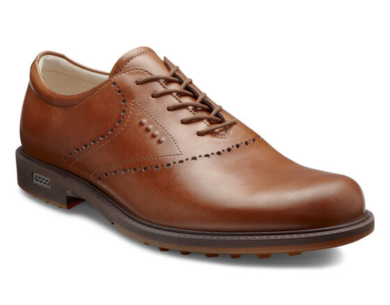 ECCO Mens Tour Hybrid Hydromax (WHISKY/ORANGE)