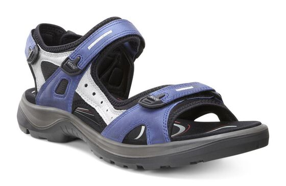 OFFROAD Ladies Sandal (WHITE/FLOWER PRINT)