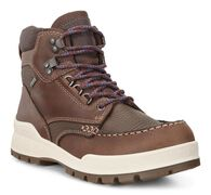 ECCO Womens Track 25 HighECCO Womens Track 25 High in COCOA BROWN/COFFEE/SHALE (50806)