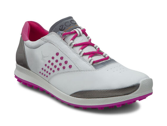 ECCO Womens BIOM Hybrid 2 (WHITE/CANDY)