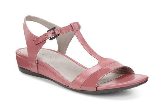 ECCO Touch 25 T-Strap Sandal (PETAL/PETAL)