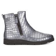 ECCO Bella Zip BootECCO Bella Zip Boot in TITANIUM (01244)