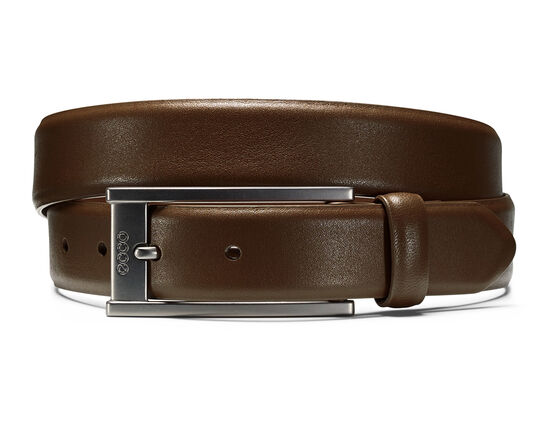 ECCO Creston Belt (WHISKEY)