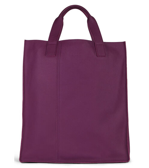 ECCO Dalaman Shopper (BURGUNDY)