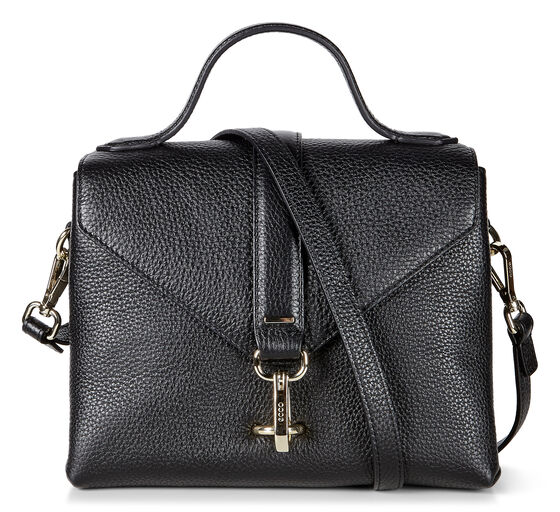 ECCO Isan Crossbody (BLACK)