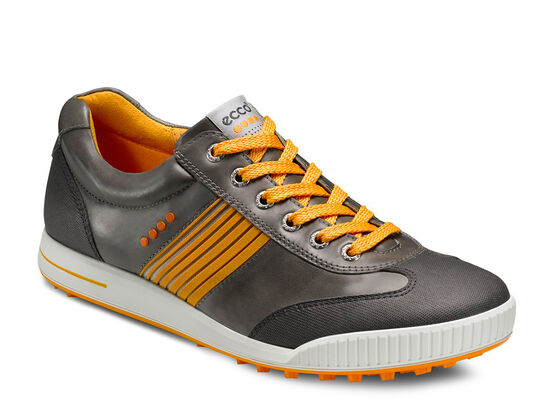 ECCO Mens Street Sport (DARK SHADOW/WILD DOVE/FANTA)