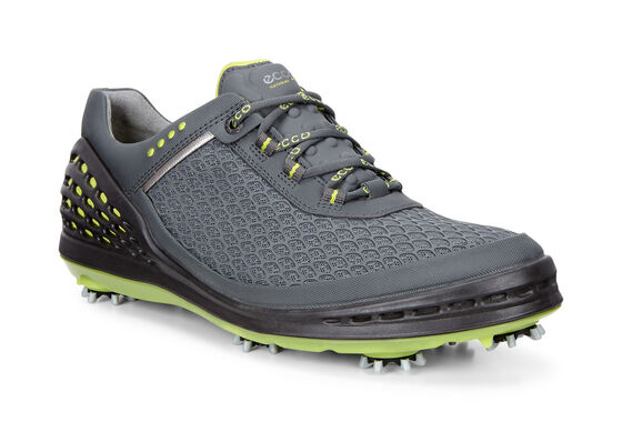 ECCO Mens Cage EVO (DARK SHADOW-DARK SHADOW/SULPHUR)