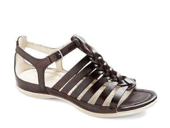 ECCO Flash Fisherman Sandal (COFFEE)