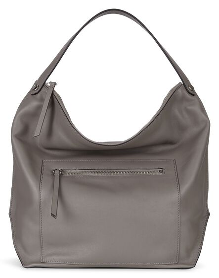 SCULPTURED Hobo Bag (MOON ROCK)