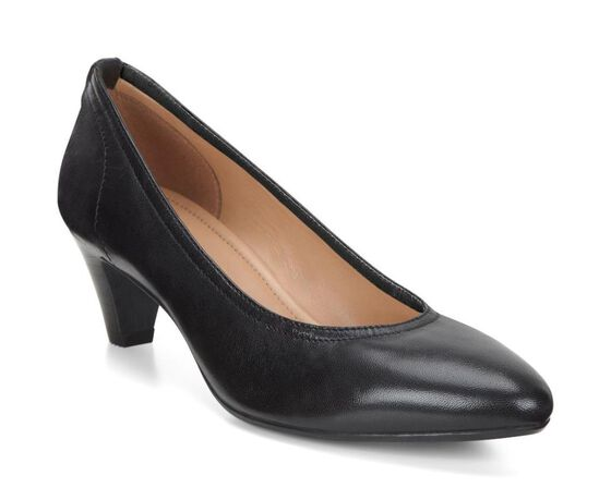 ECCO Altona Pump (BLACK)