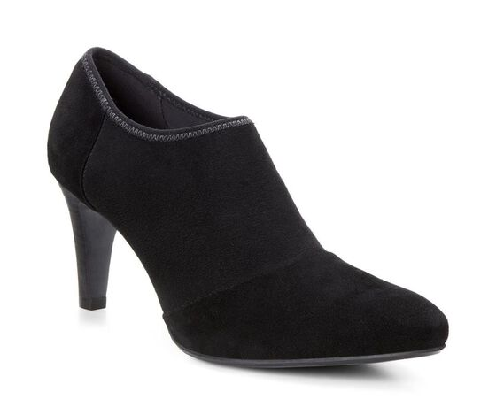 ECCO Alicante Shootie (BLACK/BLACK)