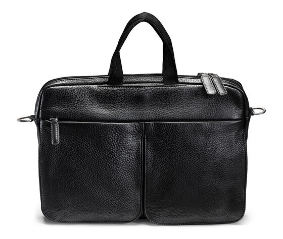 ECCO Anaheim Small Laptop Bag (BLACK)