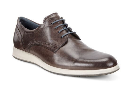 ECCO Jared Tie (DARK CLAY)