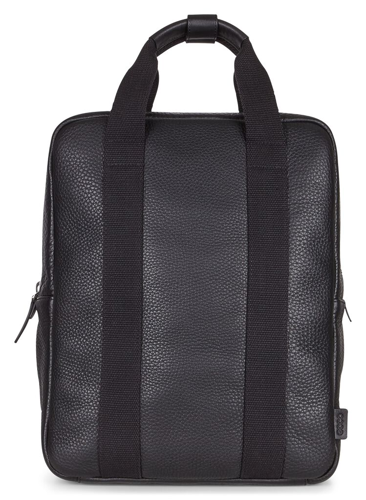 ECCO Eday L Medium Backpack (BLACK)